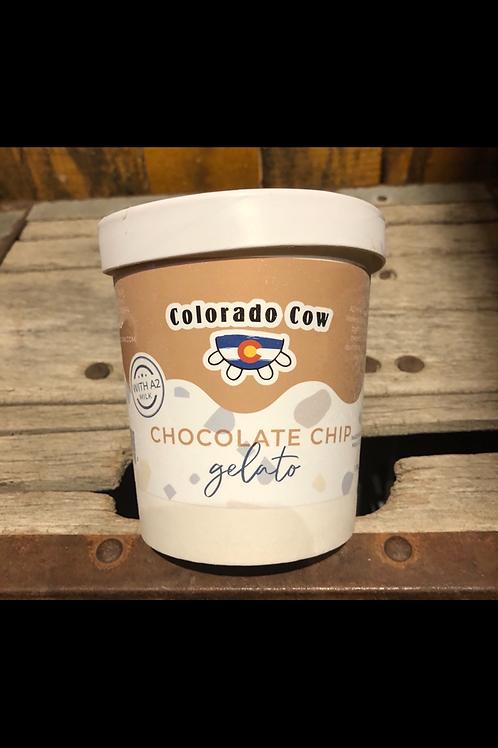 Chocolate Chip Gelato