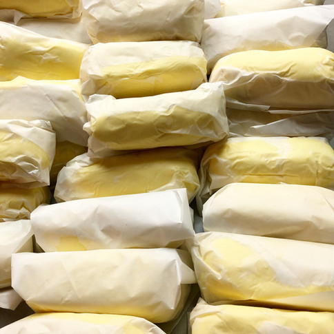 Hand Rolled Butter