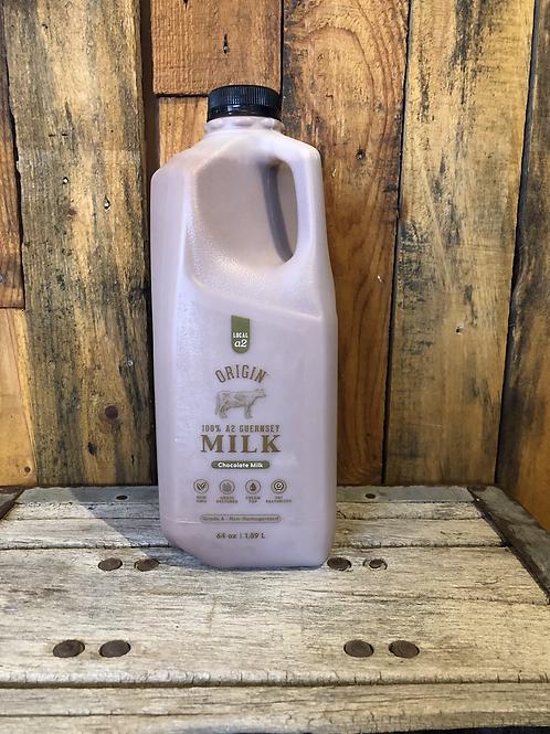 Chocolate Milk 1/2 gallon