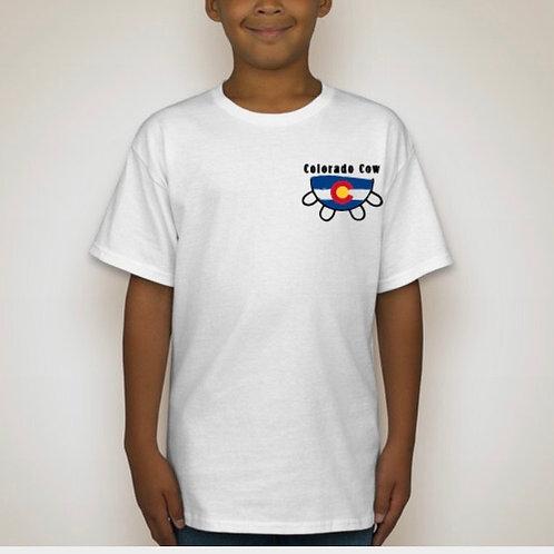 CO Cow t-shirt Kids