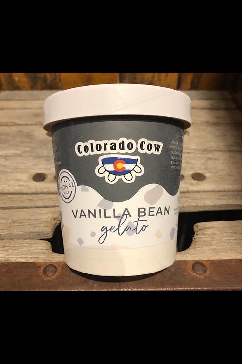 Vanilla Bean Cupcake Gelato