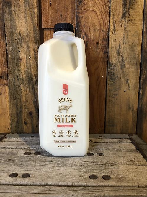 Whole 1/2 gallon