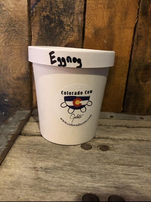 Eggnog Gelato