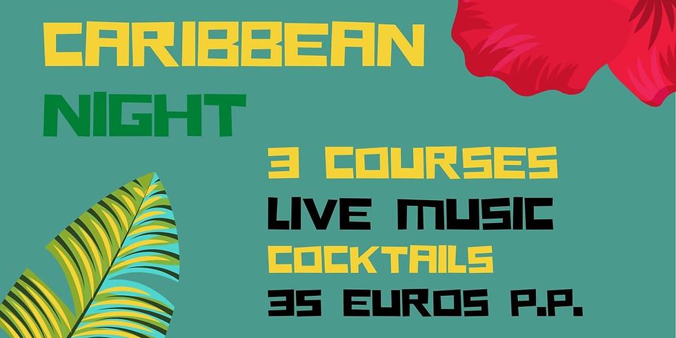 Afro-Caribbean Night
