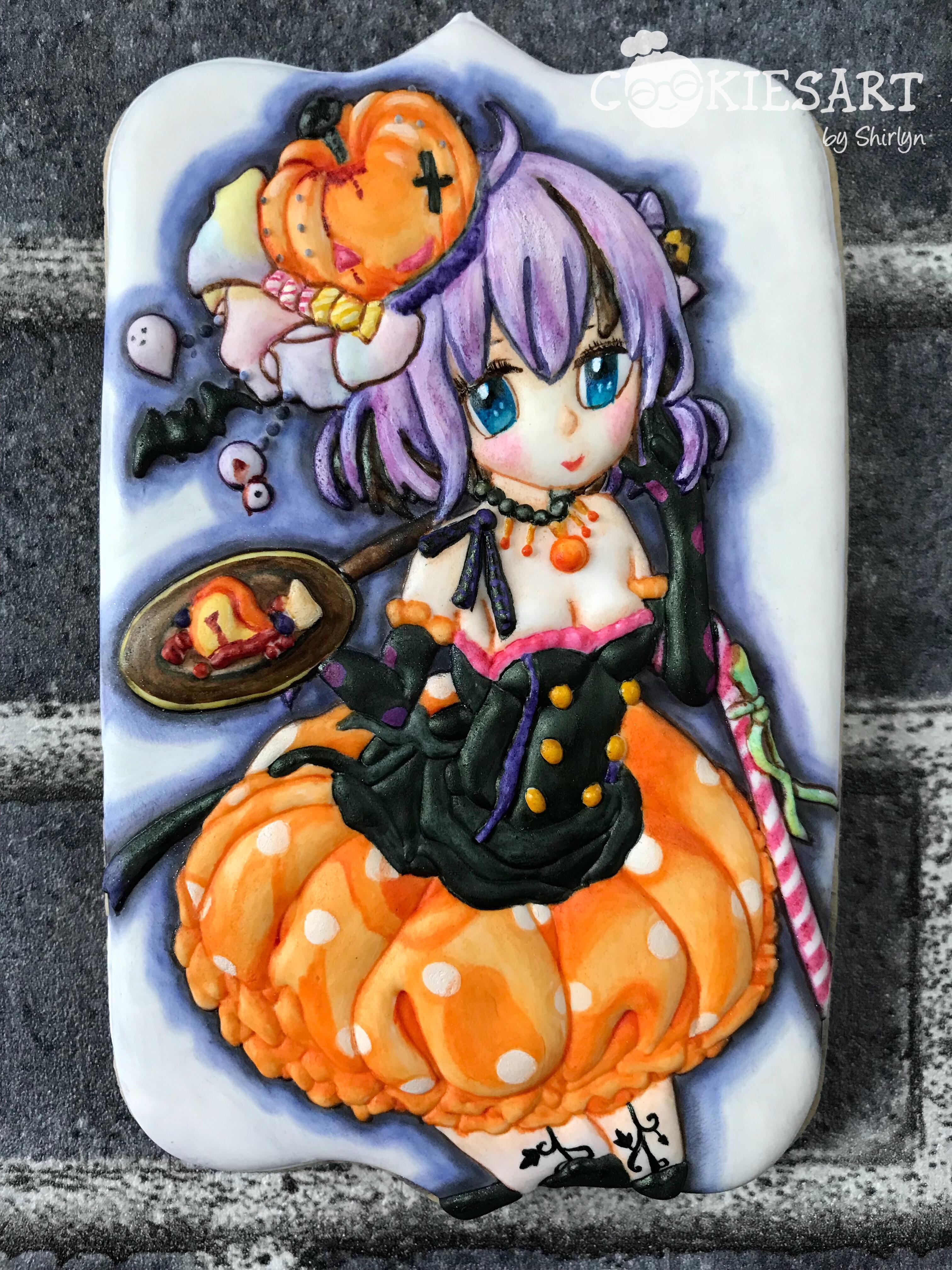HalloweenGirl1