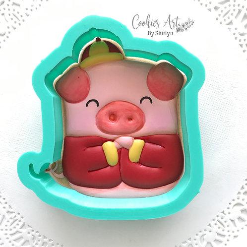 CNY Pig 1
