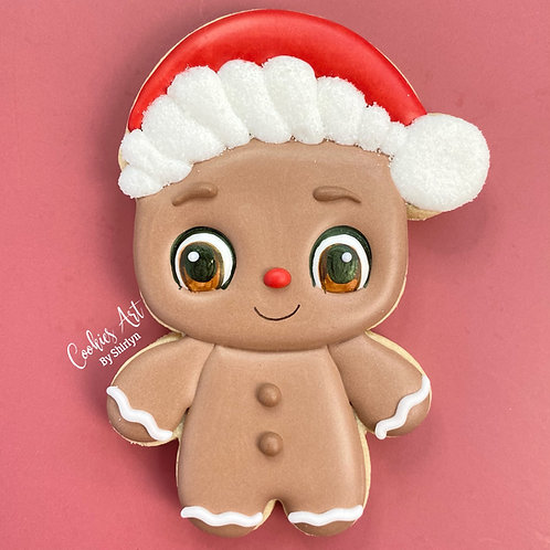 Santa Gingy STL File