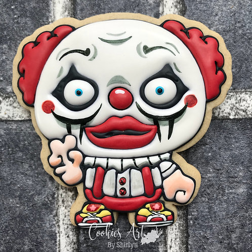 Clown STL File