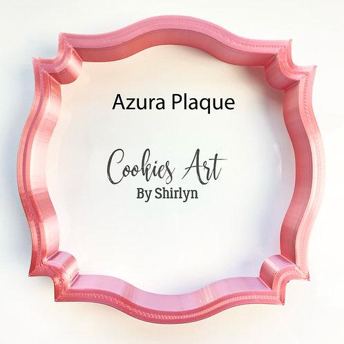 Azura Plaque STL File