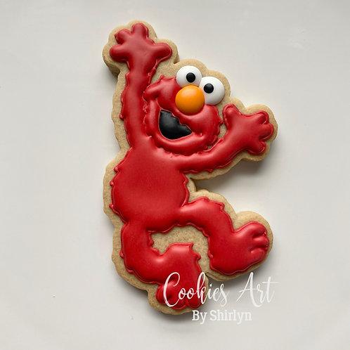 Elmo Full Body