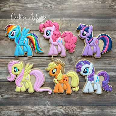 MLP Cutters
