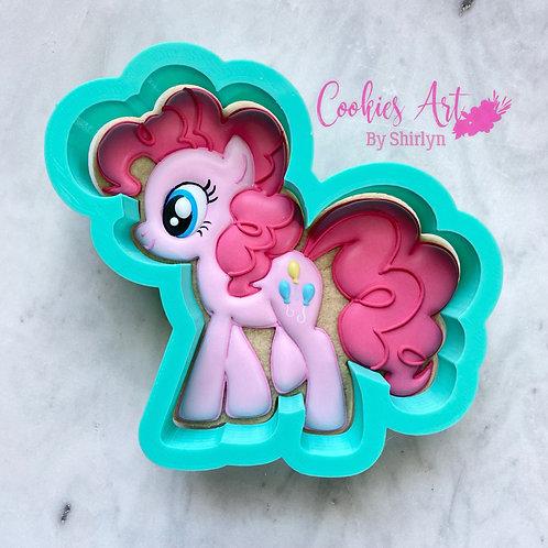 Pinkie Pie STL File
