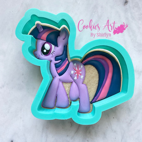 Twilight Sparkle STL File