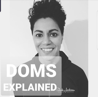WHAT ARE DOMS?