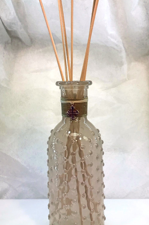 Reed Diffuser - Bubble-Glass, Pale Pink