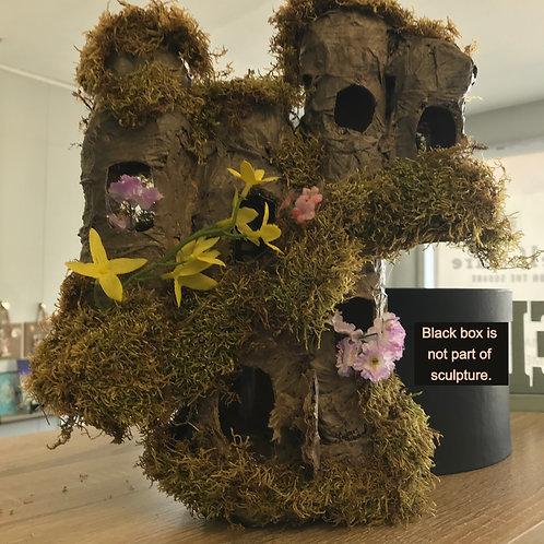Magical Fairy House - Sculpture