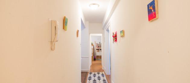 Hallway solution 廊下の対策について