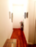 kazuyo hallway before