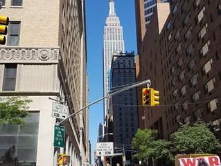 私のニューヨーク物語