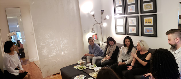"""Justin's Story ①Organizing space, organizing life (Summary of the event """"Sharing Your Mind"""