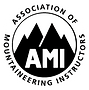 AMI Association of Mountaineering Instructors Logo