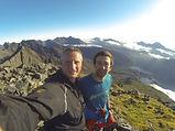 Skye climbing mountaineering exprience