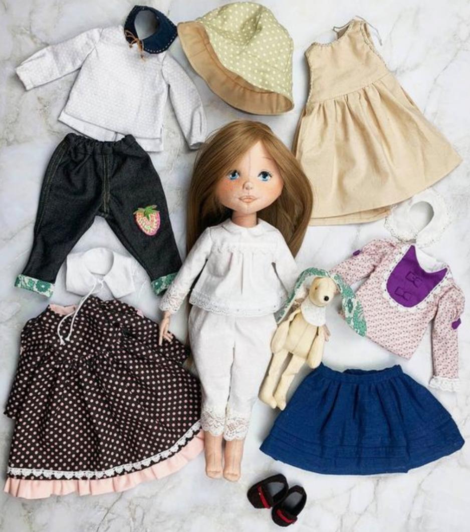 Doll Fashion Runway Session 1 (AM)