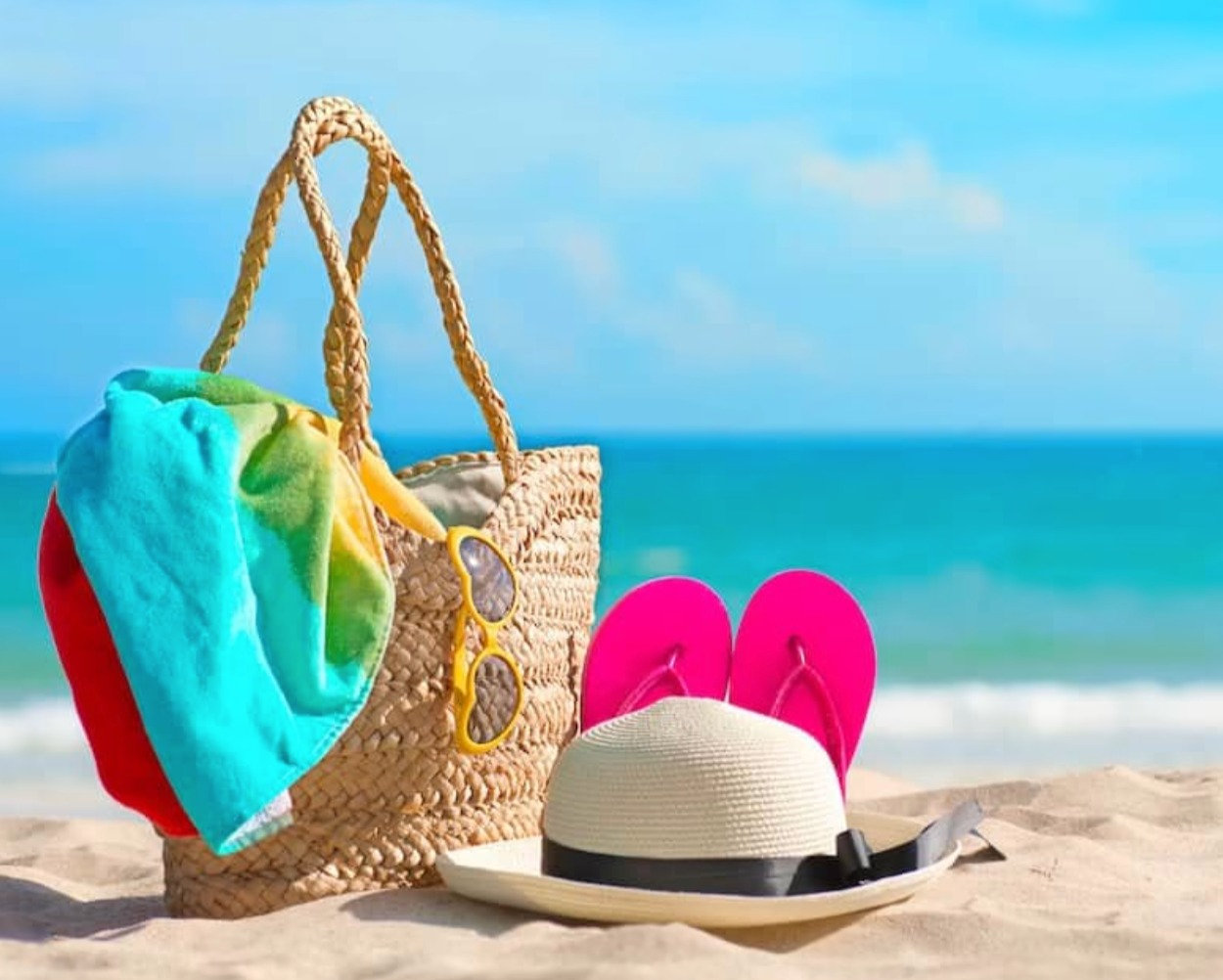 A Day at the Beach!  1 - July 12-14 (AM)