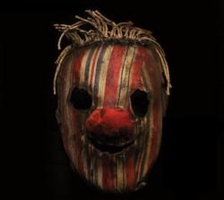 Custom Mask (Haunted House)
