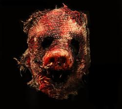 Halloween Mask ( Pig Mask )