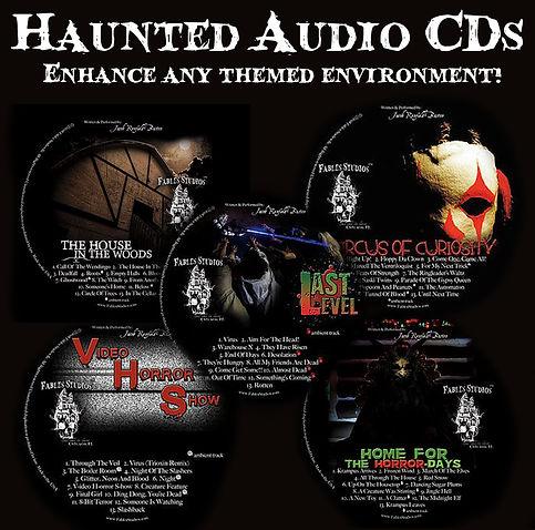 Ultimate Audio Adventure deal (5 Audio CDs) | fablesstudios