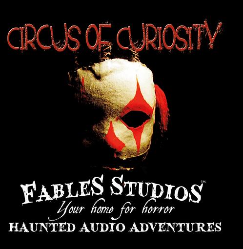 Circus Of Curiosity (Audio CD) haunted house music