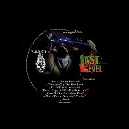 Last Level (Audio CD)