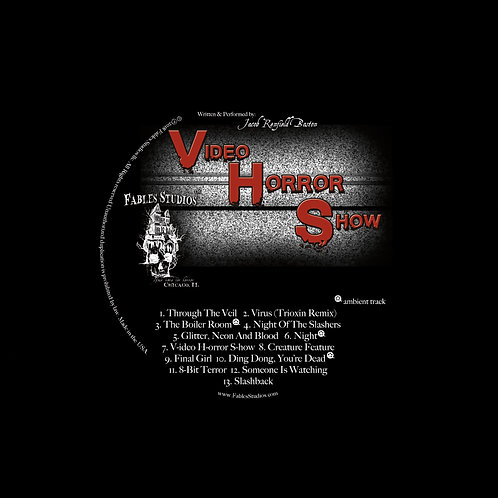 V-ideo H-orror S-how (Audio CD)