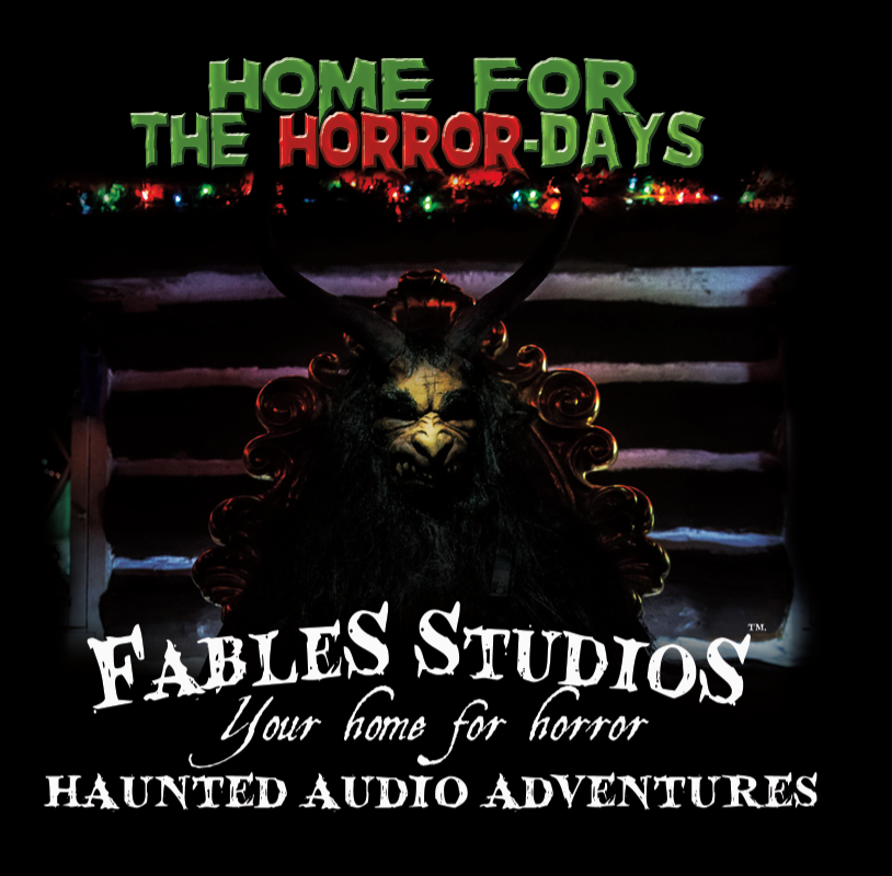 Haunted House Audio CDs