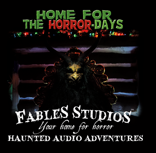 Home For The Horror-Days (Audio CD)