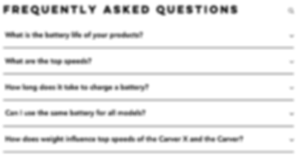 Q&A screenshot