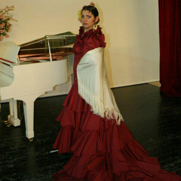 Concierto enel teatro de  Istán