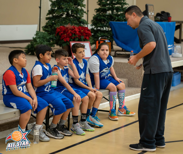 All Star Basketball McAllen