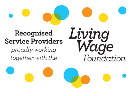 Accomplished Contract Services Ltd celebrates Living Wage Recognition