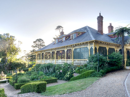 Exzellente Küche mit historischem Flair in Katoomba/Blue Mountains