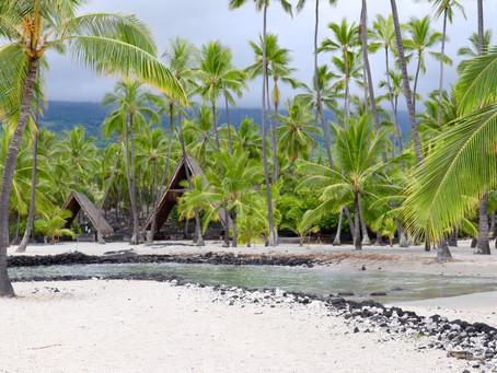 Falling in Love with BIG ISLAND HAWAII