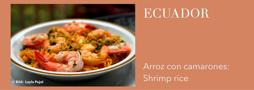 Rezepte aus Ecuador, ecuadorianische Küche