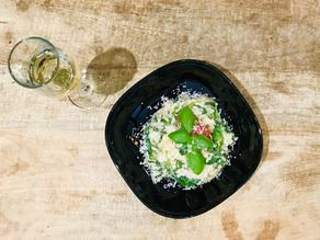 Rezept Spinat-Zitronen-Risotto