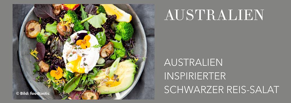 Rezepte aus Australien, australische Küche