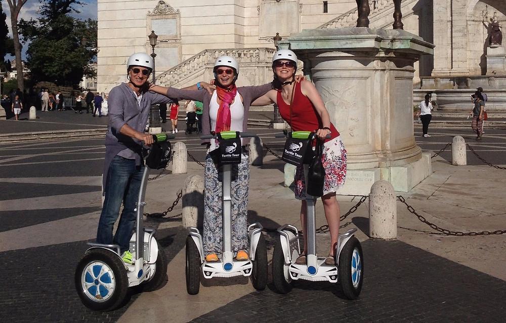 Segway Tour Rom, Aktivitäten in Rom, Aktivitäten in Italien, Events auf einer Weltreise, besondere Aktivitäten Rom, besondere Städtetour Rom, Turtel Tours Rom, Segway Touren Anbieter, wo Segway Touren machen