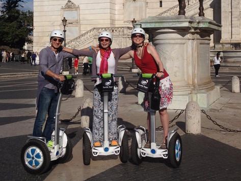 Städte-Touren auf dem Segway - genial und ideal!