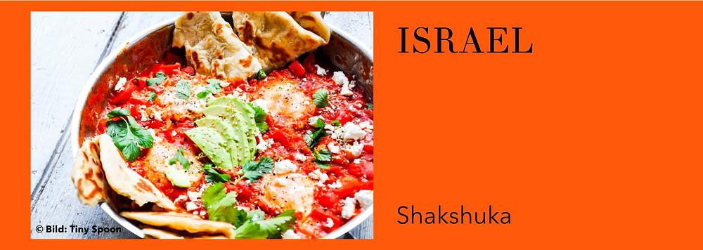 Rezepte aus Israel