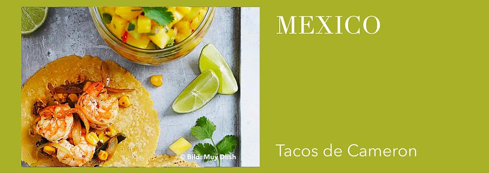 Rezepte aus Mexiko, mexikanische Küche