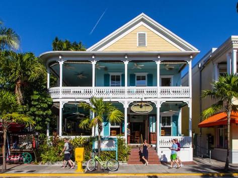 Bagatelle Key West - Gemütlichkeit und gute Küche in der Duval Street